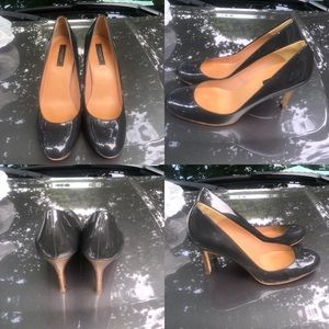 PreLoved Ann Taylor Office Secretary Style pumps